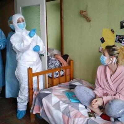 В Киеве обустроены две базы для обсервации жителей столицы