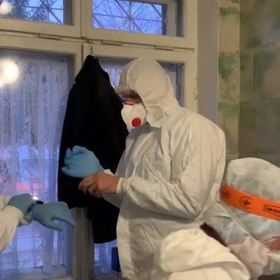 Кличко проинспектировал инфекционное отделение больницы № 9