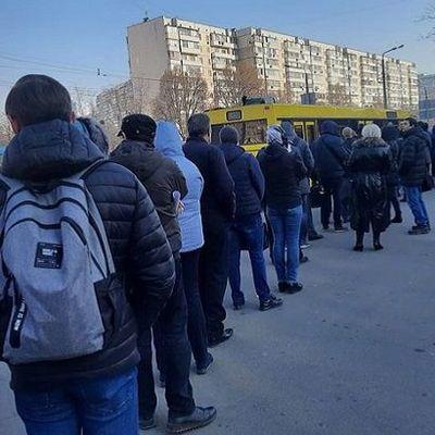 Как киевские власти контролируют соблюдение режима самоизоляции жителей города