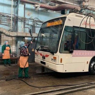В Запорожье отказались остановить движение общественного транспорта