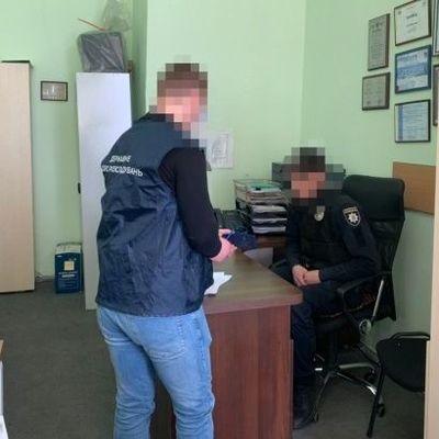 ГБР заподозрило патрульного в избиении адвоката