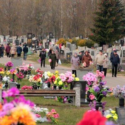В Киеве закроют все кладбища на поминальные дни