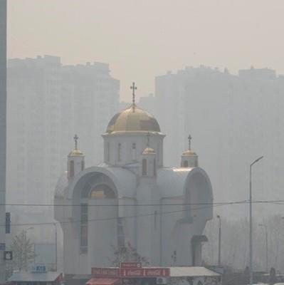 В МОЗ заявили об улучшении воздуха в Киеве