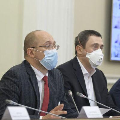 Шмыгаль заявил, что карантин после 24 апреля в Украине продлят