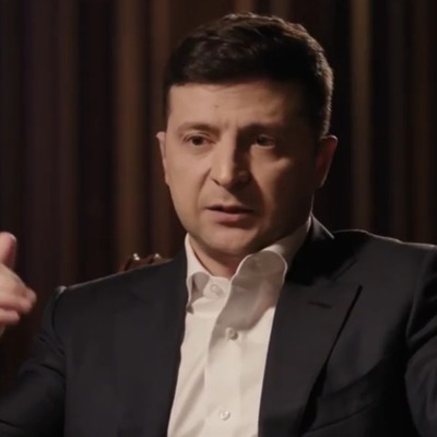 Год президента Зеленского. Банковая сняла документальный фильм