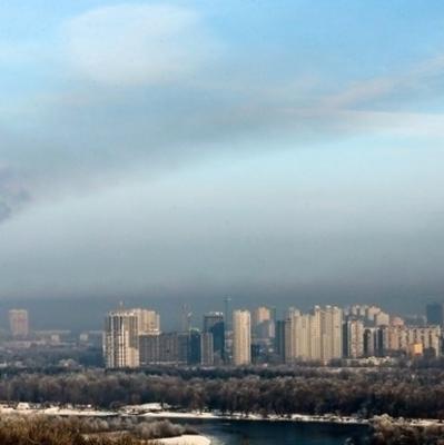 Воздух в Киеве сегодня: на каких улицах самая грязная обстановка