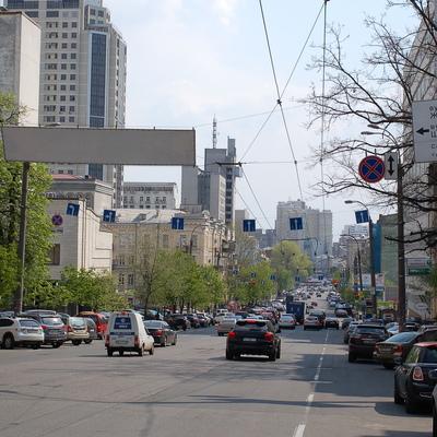 В Киеве на улице Антоновича перекроют движение, - СХЕМА