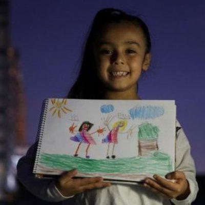 Дети в своих «карантинных» рисунках показали, чего им больше всего не хватает (ФОТО)