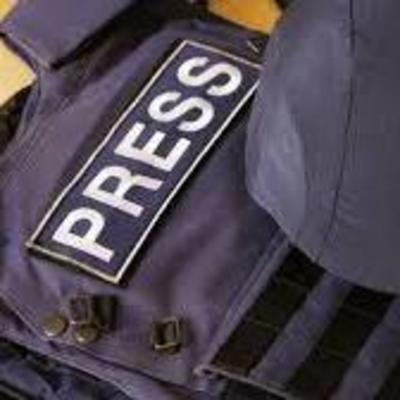 Под Киевом совершили налет на дом журналиста. Фото