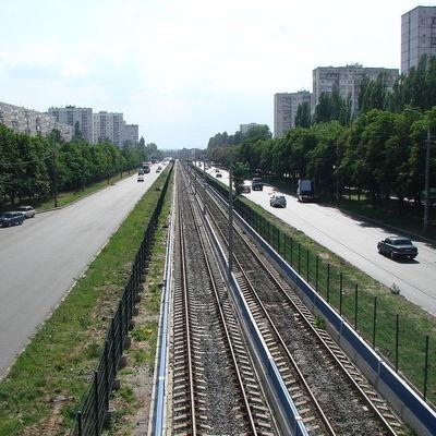 В Киеве перекроют движение на проспекте Любомира Гузара, - СХЕМА