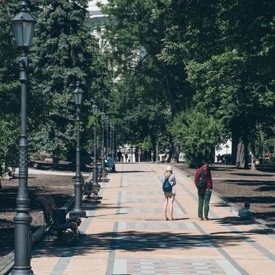 На парк «Владимирская горка» в Киеве потратят еще 68 миллионов