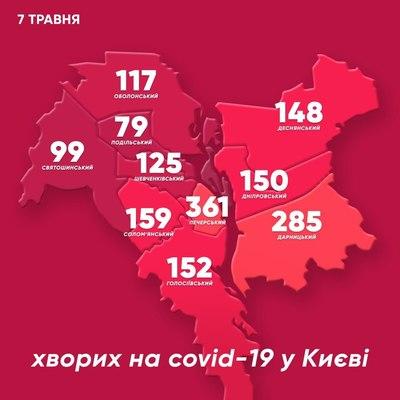Брифинг Кличко 7 мая