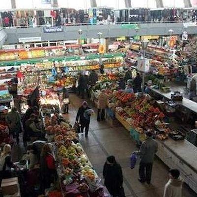 Какие рынки работают в Киеве во время карантина