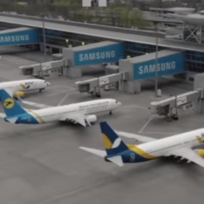 Самолеты в