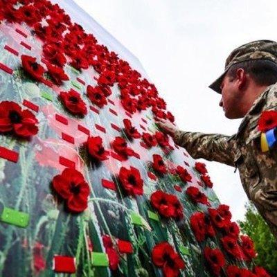 В Украине - День победы над нацизмом во Второй мировой