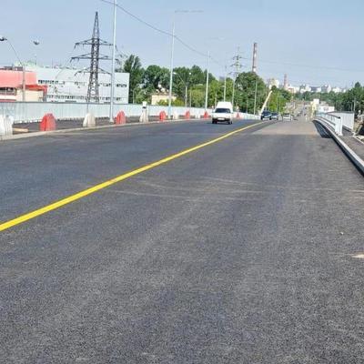 В Киеве открыли движение по путепроводам на пересечении Богатырской, Оболонского проспекта и Степана Бандеры