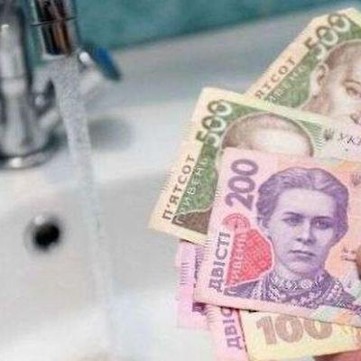 В Киеве планируют повысить тарифы на холодную воду