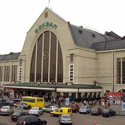 На киевском вокзале установили спецкамеры