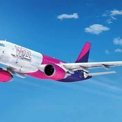 Wizz Air отложил полеты из Украины до 15 июня