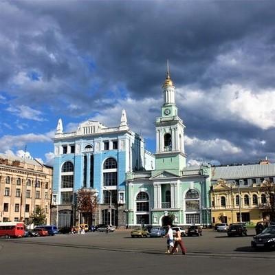 Киевляне записали видеообращение против закрытия пешеходной части Контрактовой площади