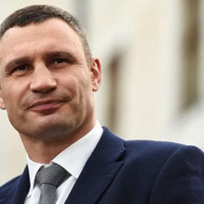 Кличко подтвердил намерение третий раз баллотироваться в мэры Киева