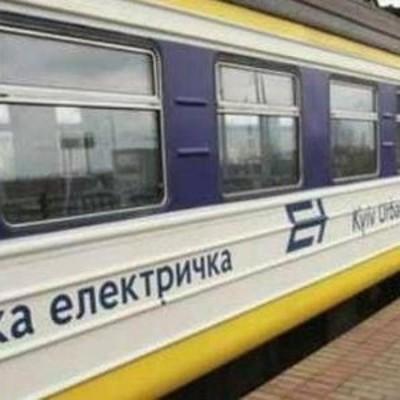 В Киеве отменили запуск городской электрички: названа причина и новая дата