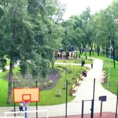 В КГГА показали парк Троещина после второго этапа реконструкции — видео