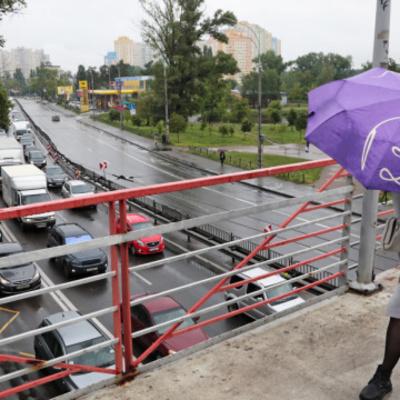 Воздух в Киеве стал чище -