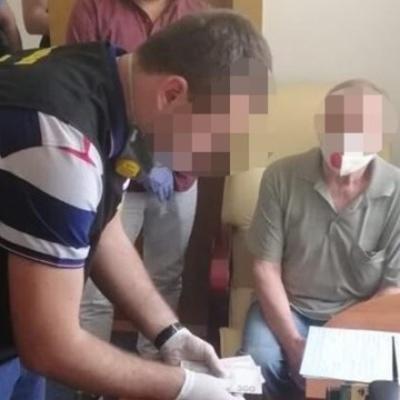 В Киеве на взятке погорел проректор университета