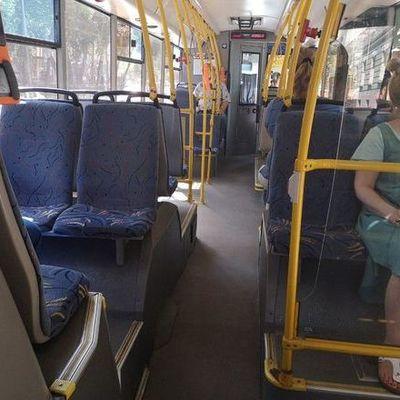 В Киеве меняют условия проезда в общественном транспорте для иногородних льготников
