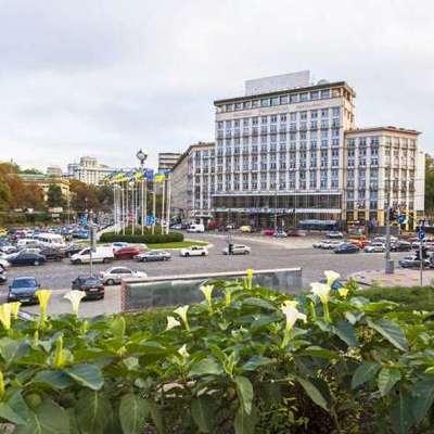 Гостинницу в центре столицы выставили на продажу
