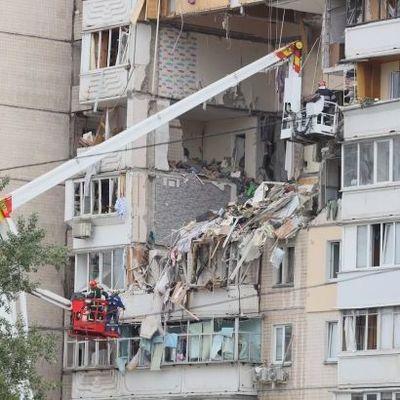 Взрыв на Позняках: Киев выделит 30 миллионов на жилье для пострадавших