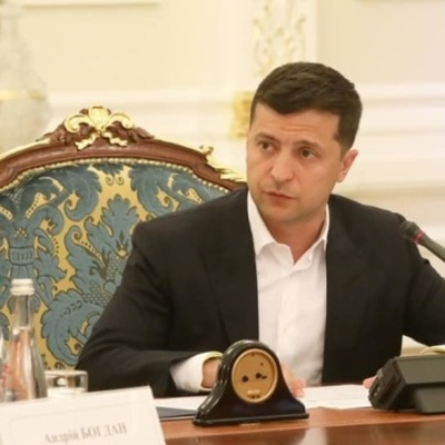 Зеленский контролирует вопрос закупки квартир пострадавшим от взрыва в Киеве
