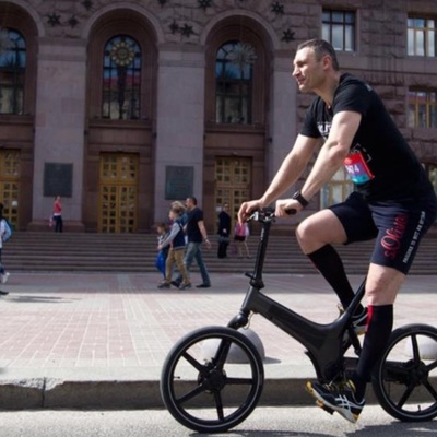 По 37 миллионов за километр: в Киеве Кличко сделает «золотую» велодорожку