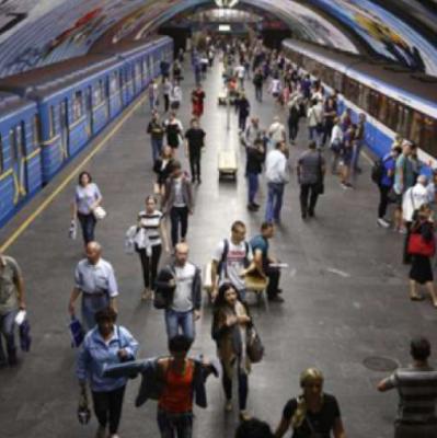 В киевском метро 4G появился еще на 8 станциях