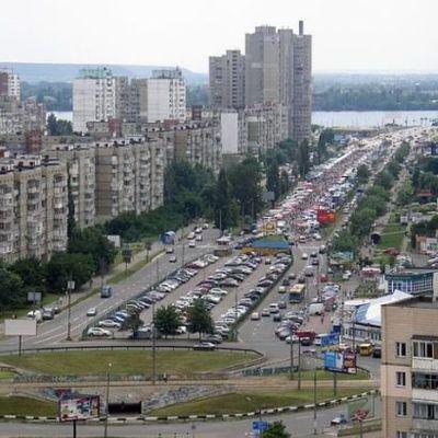 В Киеве завтра ограничат движение на одной из улиц