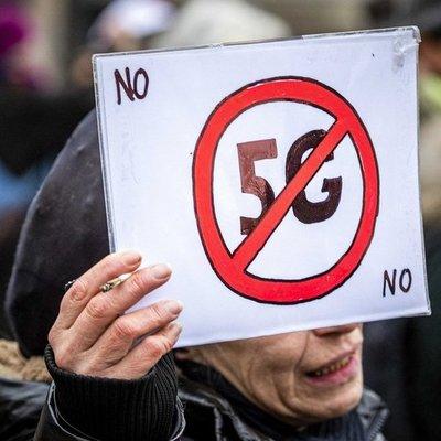 Петиция о запрете 5G в Украине набрала 25 тысяч подписей