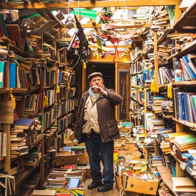 Появилась петиция с просьбой не закрывать книжный рынок «Петровка»