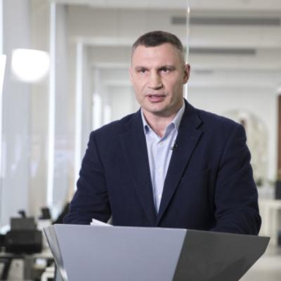 Кличко: Не хочу пугать, но Киев может вернуть жесткий карантин
