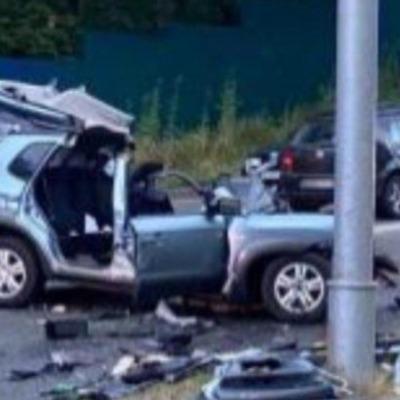Смертельное ДТП под Киевом: водителю Mercedes