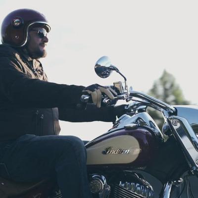 Экс-нардеп Добкин в образе байкера снял проморолик к выборам мэра Киева