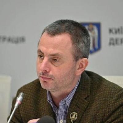 Бахматов временно уходит с должности советника Кличко