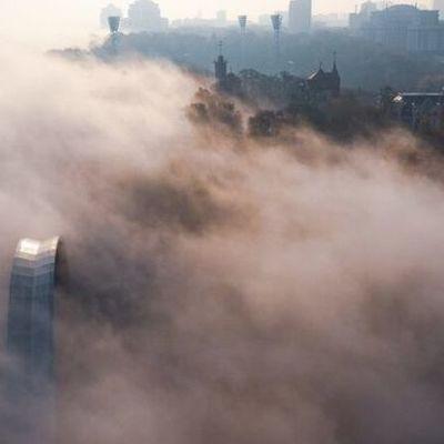 В Киеве фиксируют загрязнение воздуха