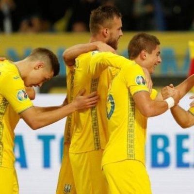 С новой формы сборной Украины исчез лозунг