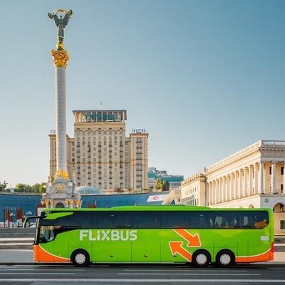 Автобусный лоукостер Flixbus запустил два новых международных рейса из Киева