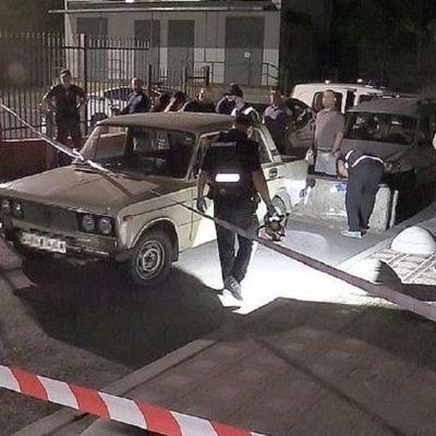 В Киеве произошла стрельба, пострадали два человека