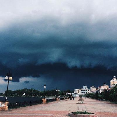 Ухудшение погоды: в Киеве и области ожидается град, грозы и шквалы