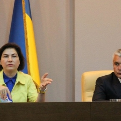 Венедиктова представила нового прокурора Киева