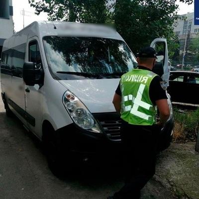 В столице пьяный маршрутчик перевозил пассажиров