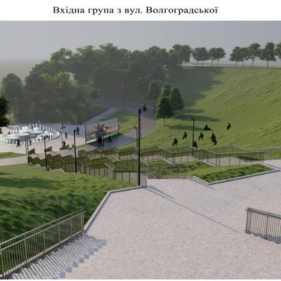 Реконструкцию Соломенского парка начнут в августе: что там будет